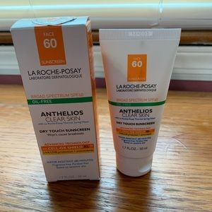 Other - La Roche-Posay dry touch sunscreen SPF 60